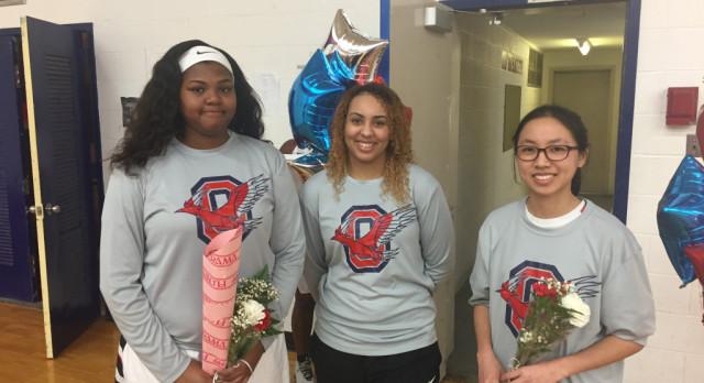 Thank you Seniors!!!