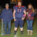 Football Senior Night- By Craig Enos