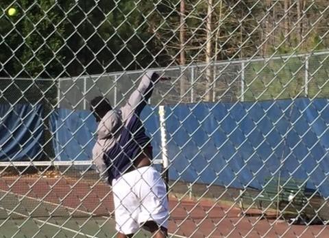 Brook Tennis Serves Right