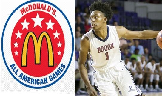 Collin Sexton Named McDonald's All-American!