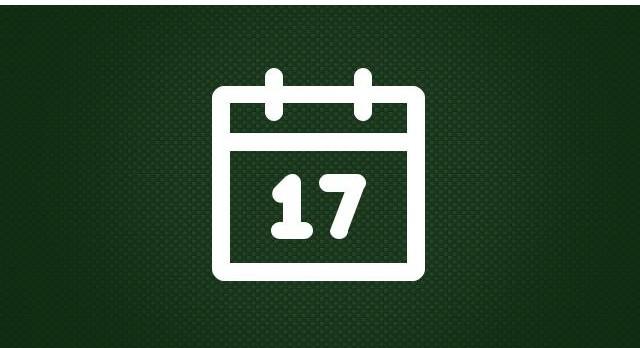 All Teams Schedule: Week of September 5 – September 11