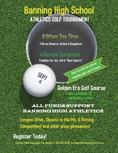 Copy of Golf Tournament poster