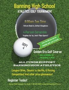 Copy of Golf Tournament poster
