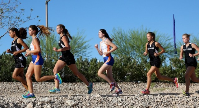 Girls' Cross Country Summer Workouts