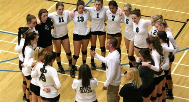 Lady Panthers Volleyball Defeat Bulldogs