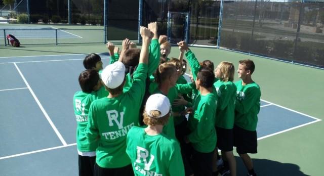 Tennis Intramurals
