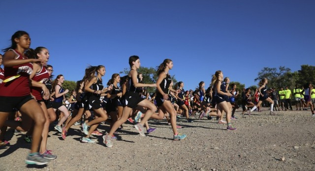 Girls' Cross Country Tryouts