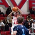 El Cajon Valley vs. Granite Hills High School Basketball Boys Varsity Game
