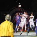 El Cajon Valley vs. La Jolla Country Day High school Varsity Soccer Match