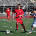 El Cajon Valley High School Boys Varsity Soccer CIF Southern Section State-Semifinal