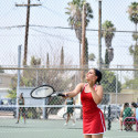 El Cajon Valley HS vs. Monte Vista HS girls tennis