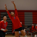 El Cajon Valley Vs. O'Farrell Girls Varsity Volleyball