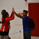 El Cajon Valley HS Vs. Mount Miguel HS girls varsity volleyball