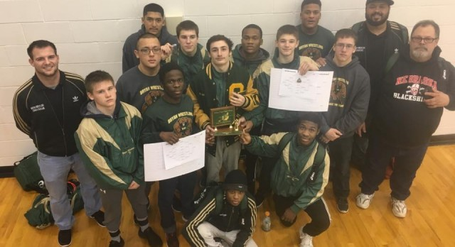 Wrestlers with a top 3 finish in Wisner-Pilger