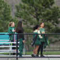 Girls JV Tennis vs Omaha Northwest 2017