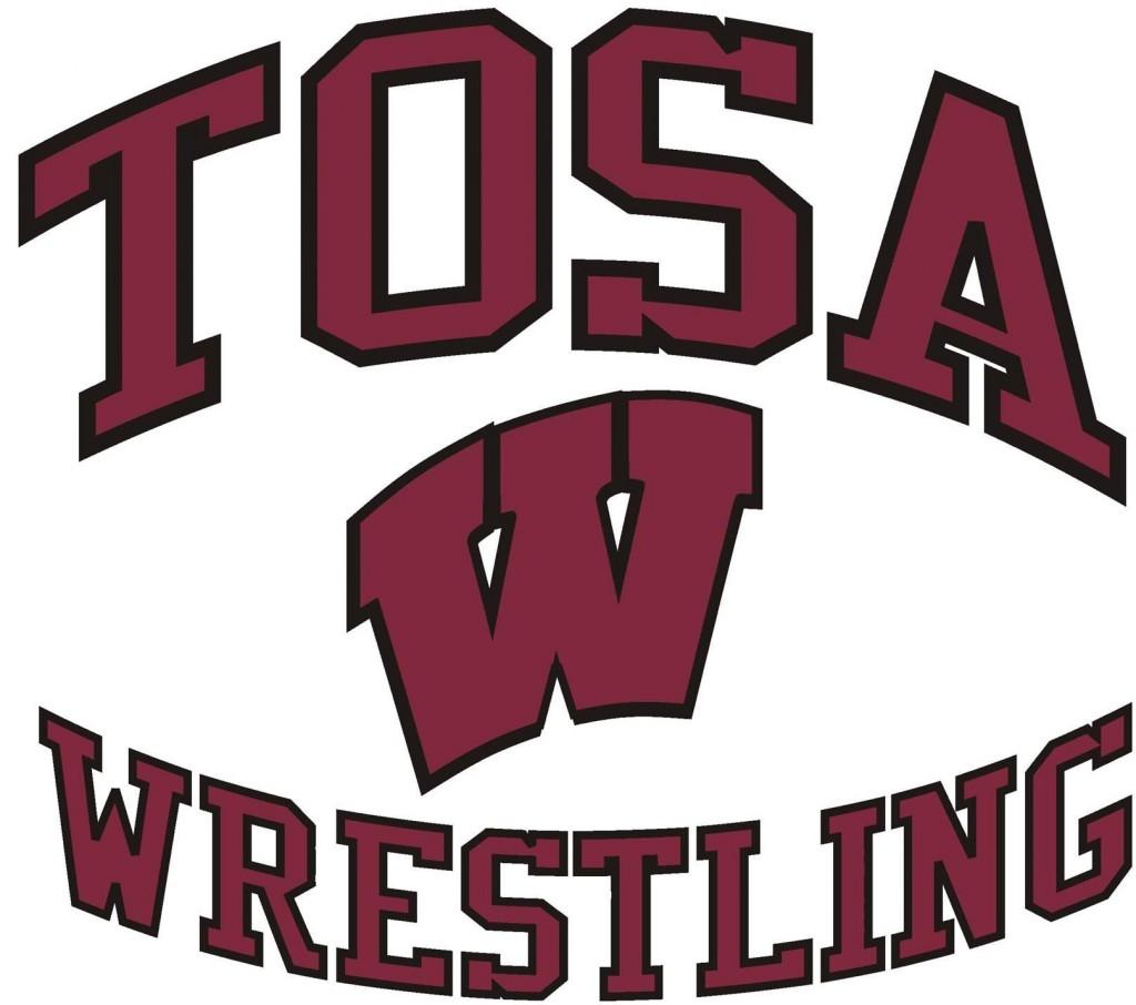 Wrestling Logo