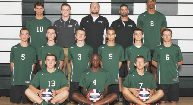 2016-17 Boys Volleyball Conference Champions