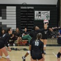 Girls Volleyball-Marshfield Invite