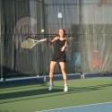 Girls Varsity Tennis vs New Berlin Eisenhower (courtesy of Joe Chiesa)