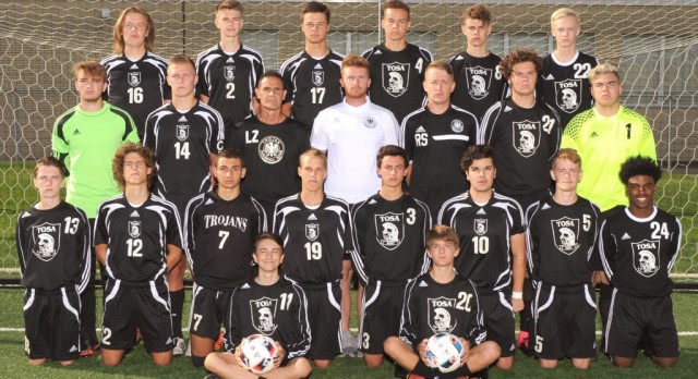 2016-17 Boys Soccer Regional Champions