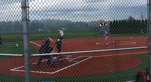 West Salem High School Varsity Softball falls to North Medford High School 10-7