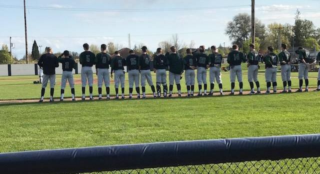 West Salem High School Varsity Baseball falls to South Salem High School 8-4