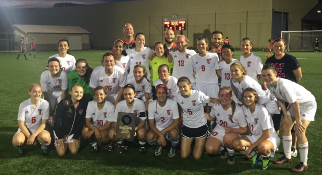 Girls Soccer Wins Regional Match