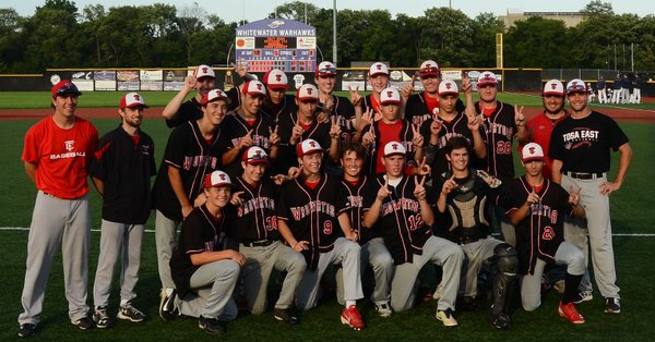 Baseball finishes season on strong note