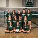 Frosh Volleyball 16-17