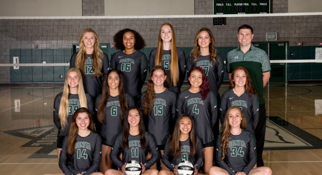 Palomares League – All League Volleyball 2016