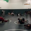 Wrestling Practice 11/29