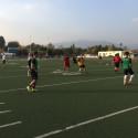 Boys Varsity Soccer Preseason Practice