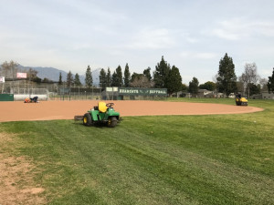softball field 17