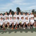 Boys Varsity Tennis 16-17