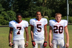 Football Captains