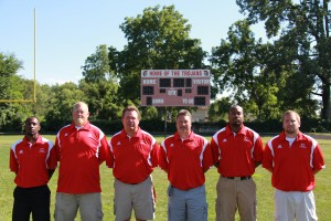 Football Coaching Staff