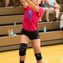 Girls Volleyball at Ladywood Tournament: 8/24/13