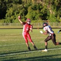 JV Football Game vs. Robichaud: 9/5/13