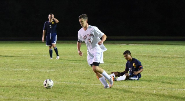 Clarenceville High School Boys Varsity Soccer ties Wayne Memorial High School 1-1
