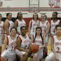 Girls Varsity Basketball vs Lutheran HS South 02-23-2016