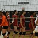 Girls Freshmen Volleyball vs Belleville 09-08-2016