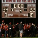 Varsity Football vs Robichaud 10-14-2016