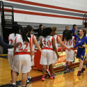 Girls JV Basketball vs Redford Union 01-31-2017