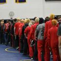 Wrestling – Team Regionals at Clawson 02-15-2017