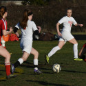 Girls Varsity Soccer vs Lutheran Northwest 03-28-2017