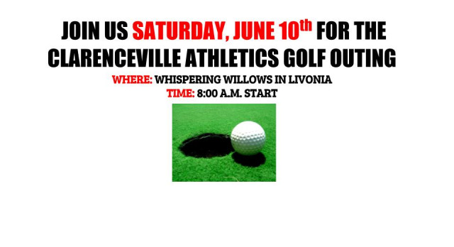 Clarenceville Athletics Golf Outing