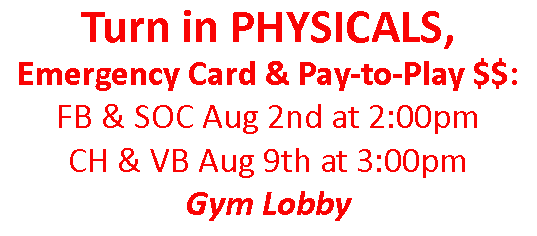 Physicals box fall 2017