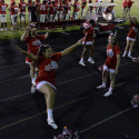 CHS Sideline Cheer – Lutheran High North Game 08-26-2017