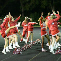 CHS Sideline Cheer – Thurston Game 09-08-2017