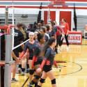 Girls Varsity Volleyball vs Redford Union 10-10-2017